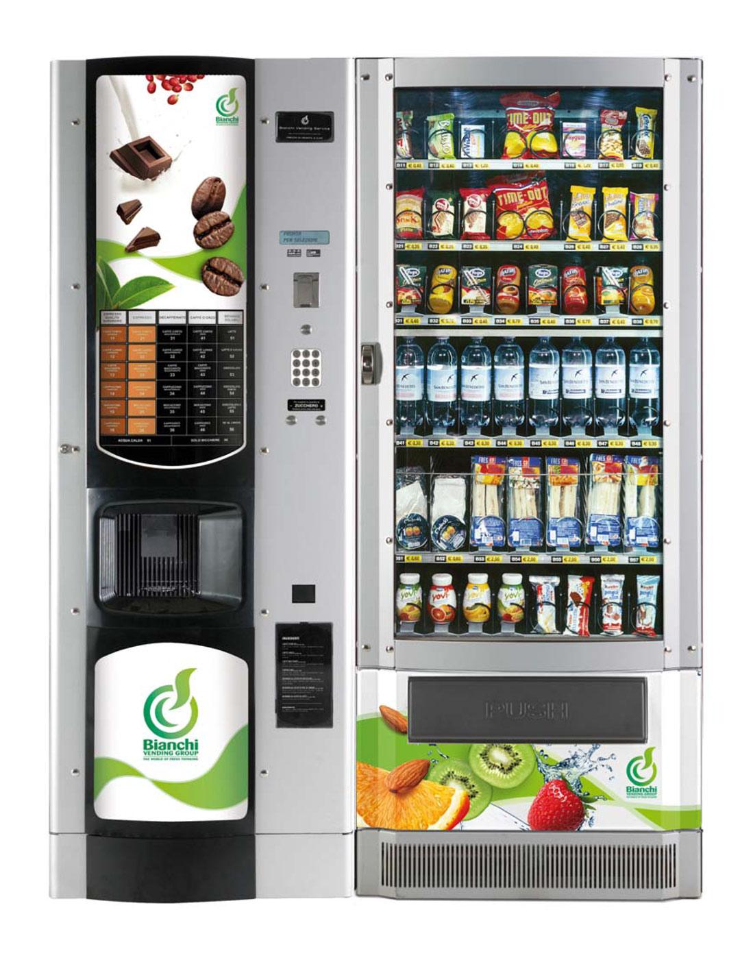 Jefvending m quinas vending expendedoras en benavente - Maquinas expendedoras de alimentos y bebidas ...